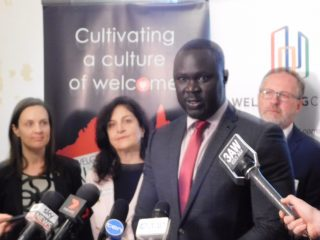 Eight Melbourne Mayors Gathered Together to Defend the South-Sudanese Community