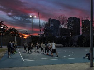 Pushing casual sport to the margins threatens cities' social cohesion
